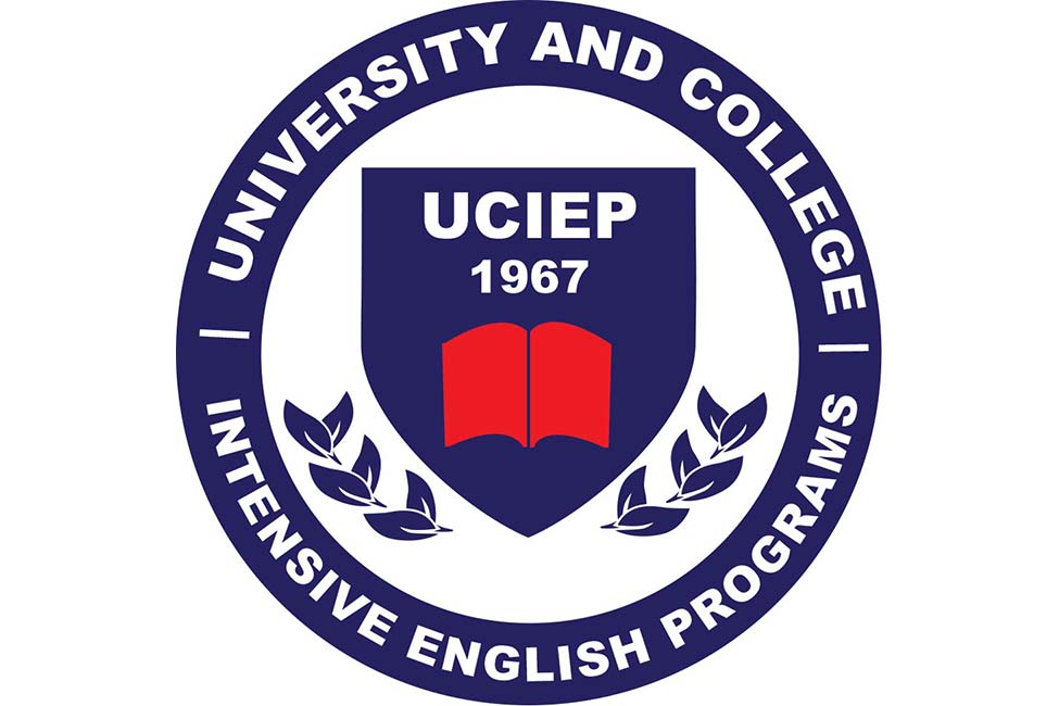 Consortium of University and College Intensive English Programs (UCIEP)  sponsored listing logo